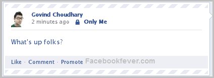Govind Choudhary 2013 01 10 16 38 161 facebookfever How To Update Facebook Status In Blue Color