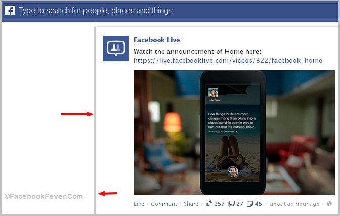 facebook newsfeed shortcuts facebookfever Facebook Newsfeed Keyboard Shortcuts Every User Should Know