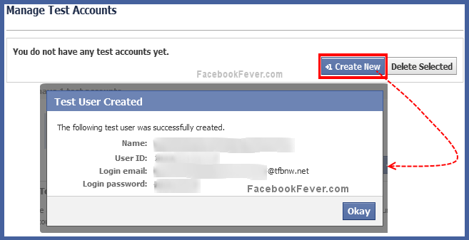 facebook test account facebookfever What is Facebook Test Account?