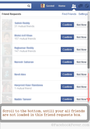 How To: Add Multiple Facebook Friends With A Single Click